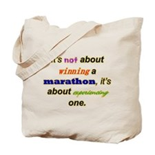 experience Tote Bag