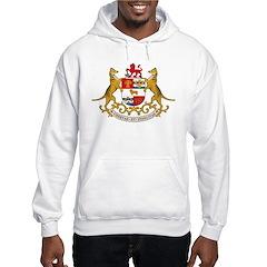 Tasmania Coat of Arms Hoodie