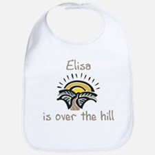 Elisa is over the hill Bib
