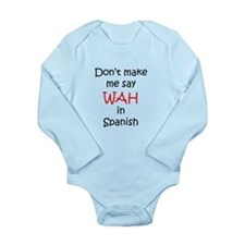 Unique Guatemala forever Long Sleeve Infant Bodysuit