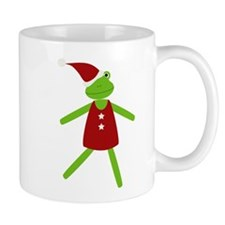 Xmas Fritzi Frog Mug