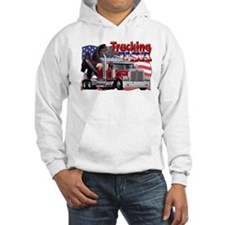 Trucking USA Hoodie