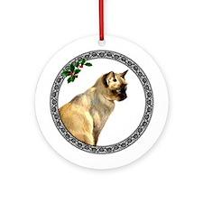 Tonkinese Cat Ornament (Round)