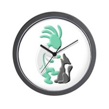 Animal Doctor Wall Clock