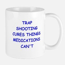 trap shooting Mug