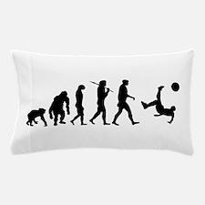 Soccer Evolution Pillow Case