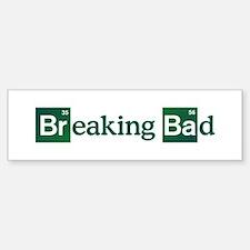 Breaking Bad Logo Bumper Bumper Sticker