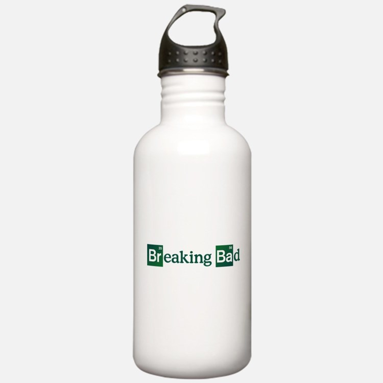 Breaking Bad Logo Sports Water Bottle