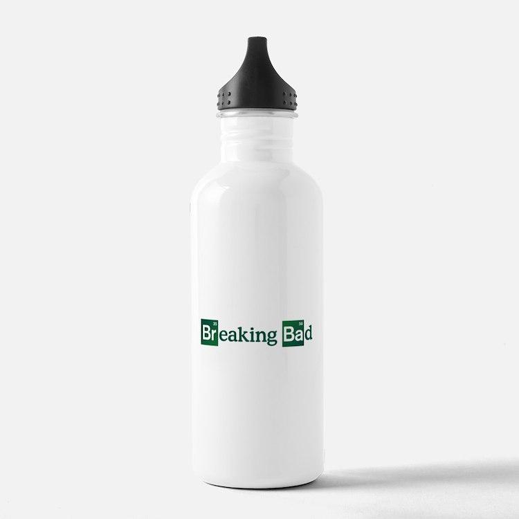 Breaking Bad Logo Water Bottle