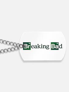 Breaking Bad Logo Dog Tags