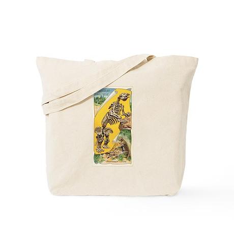 Megatherium Cuvieri Tote Bag