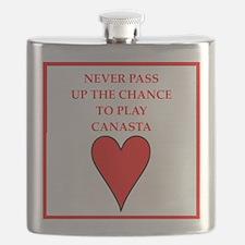 canasta Flask