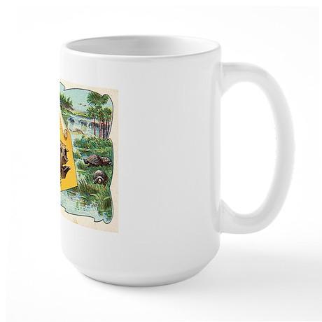 Glyptodon Typus Large Mug