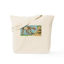 Scelidotherium Tote Bag
