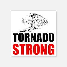 Tornado Strong Sticker