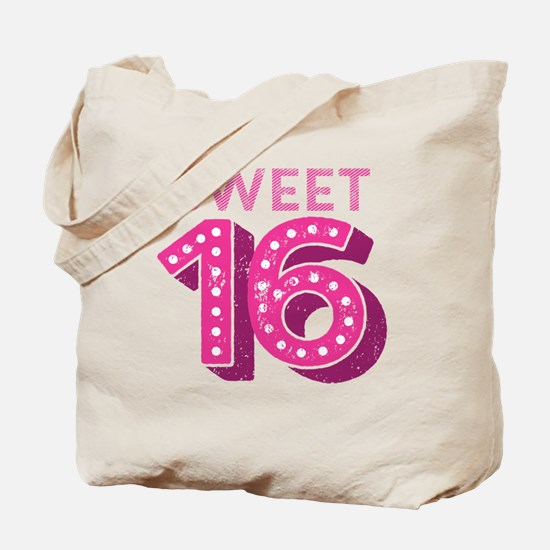 Sweet 16 Tote Bag