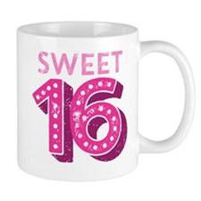 Sweet 16 Small Small Mug