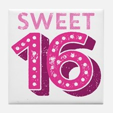 Sweet 16 Tile Coaster