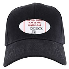 dominoes Baseball Hat