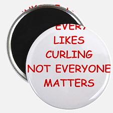 curling Magnet