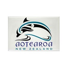 Aihe Aotearoa Rectangle Magnet