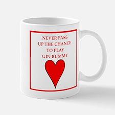 gin rummy Mug