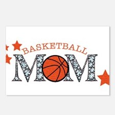 Basketbll Mom Postcards (Package of 8)