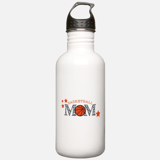 Basketbll Mom Water Bottle
