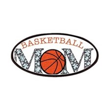 Basketbll Mom Patches