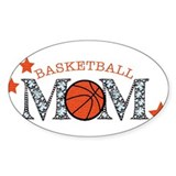 Basketball Bumper Stickers