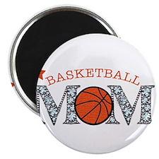 Basketbll Mom Magnets