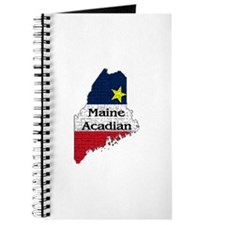 Maine Acadian State graphic Journal