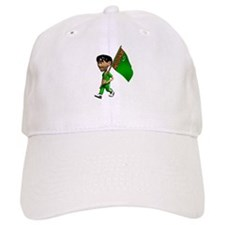 Cute 3D Turkmenistan Baseball Cap