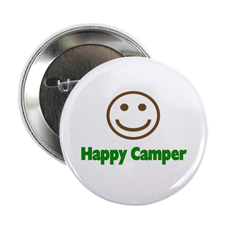 Happy Camper Button