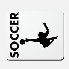Soccer Goalie Mousepad