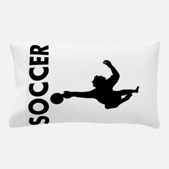Soccer Goalie Pillow Case