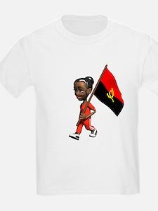 Angola Girl T-Shirt