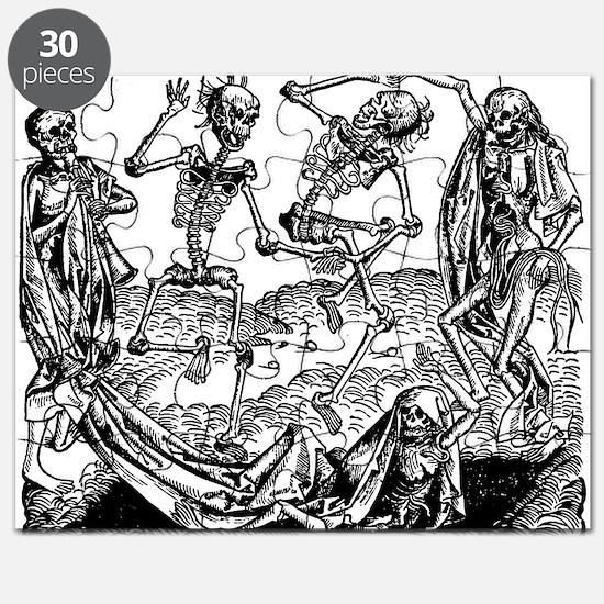 Steve Skeleton Puzzles