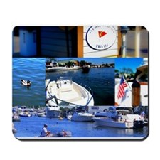 On The Water Mousepad