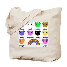 Bogha-frois Hippo (Scottish G Tote Bag