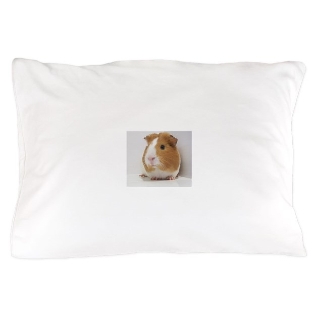 How To Make Cute Pillow Cases : Cute guinea pig Pillow Case by ADMIN_CP69046979