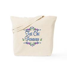 Tai Chi Forever Tote Bag