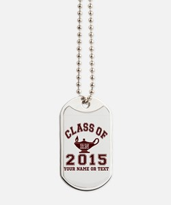 Class Of 2015 RN Dog Tags