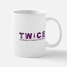 TWICE_logo2 Mugs