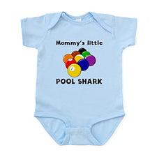 Mommys Little Pool Shark Body Suit