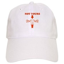 My Uterus Not Yours Baseball Baseball Cap