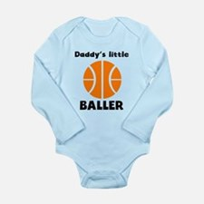 Daddys Little Baller Body Suit