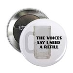 Beer Refill Button