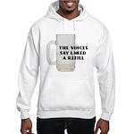 Beer Refill Hooded Sweatshirt