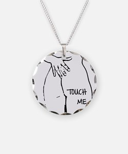Touch Me Necklace